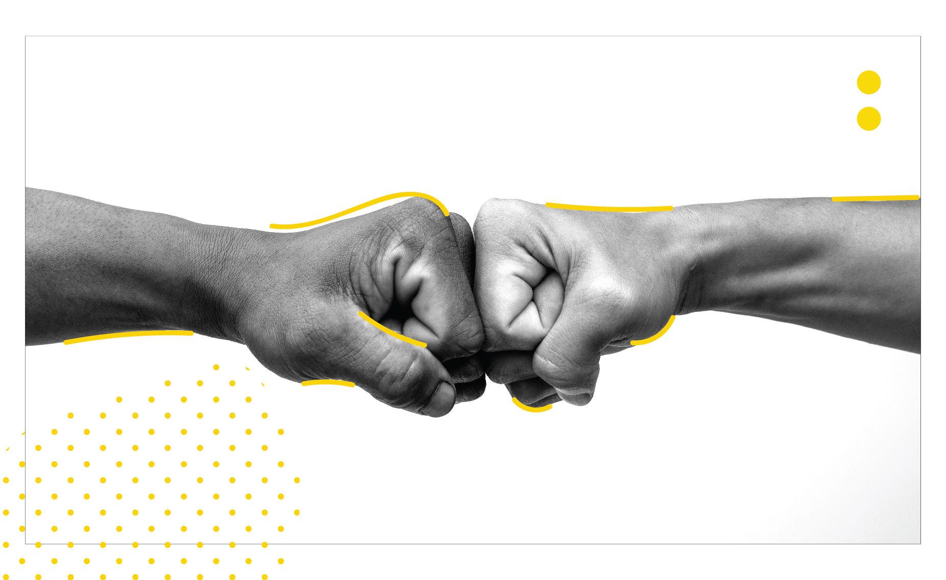 كيف تصنع شراكة إبداعية ناجحة؟