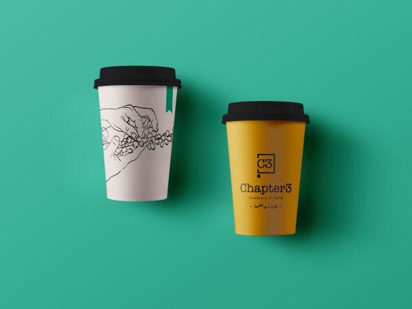 <span>الفصل الثالث للقهوة</span><i>→</i>