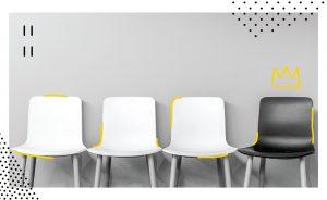 الهیكل الوظیفي في الشركات الإبداعیة
