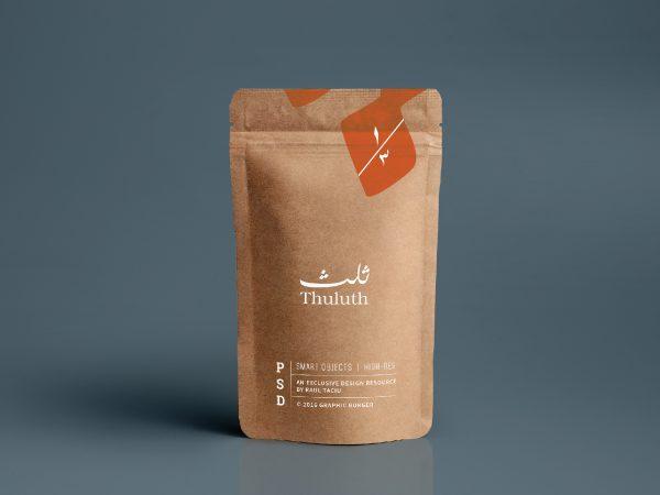 <span>قهوة ثلث</span><i>→</i>