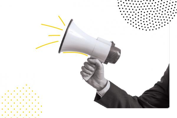 كيف تجعل صوت شركتك الإبداعية مسموع ؟